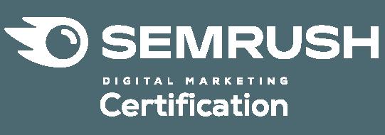 Semrush Certified