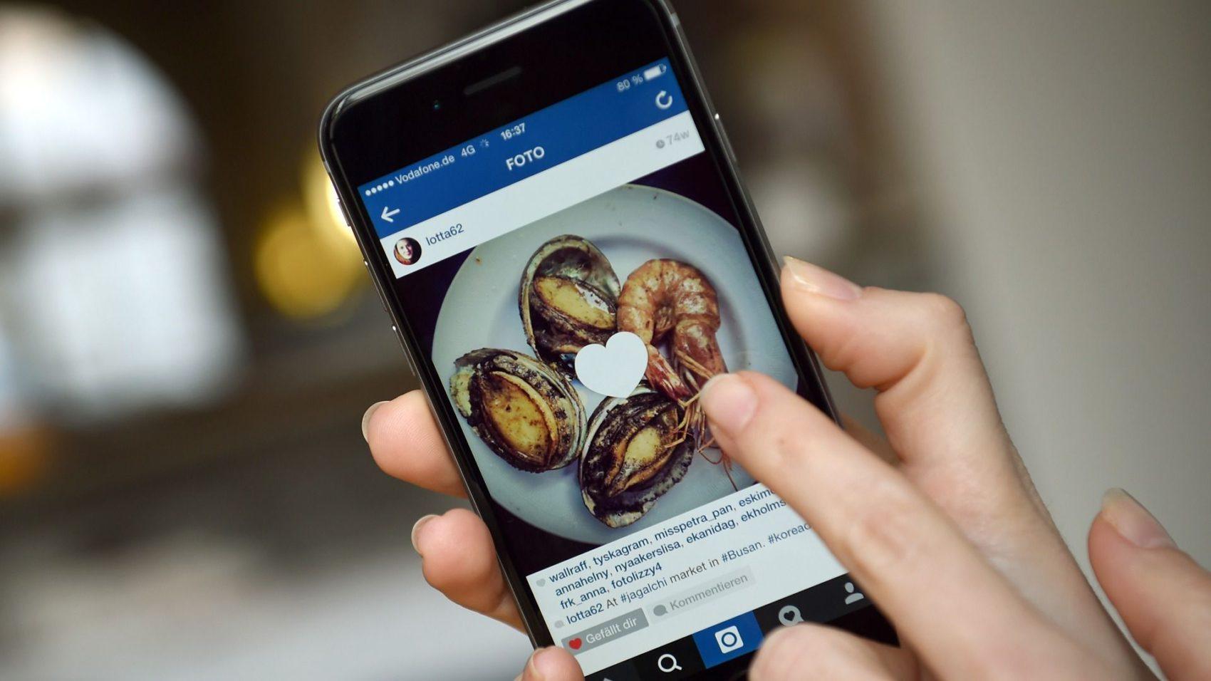 Instagram ha decidit eliminar el likes pel benestar dels seus usuaris.