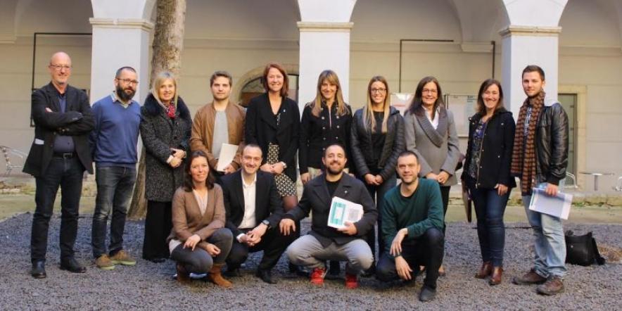 Segona reunió de treball de la Xarxa Gironina per a la Reforma Horària