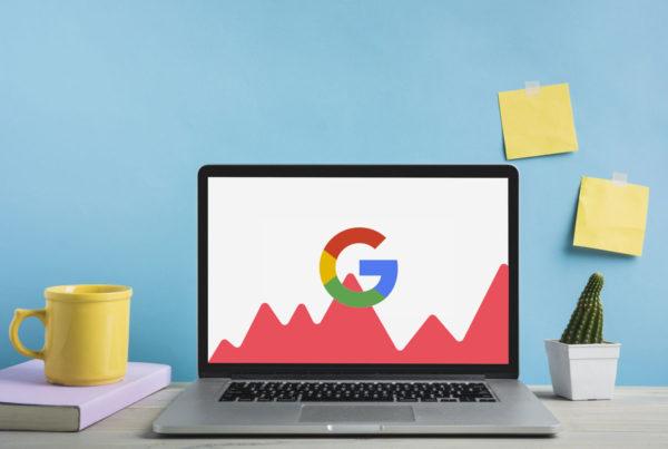 Google Core Web Vitals.
