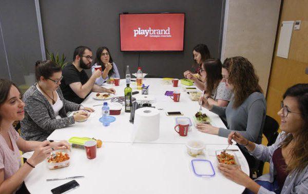 Aplicació de les bones pràctiques en el marc de la Reforma Horària per part de Playbrand