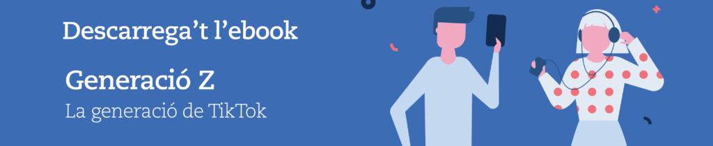 Ebook TikTok generació Z
