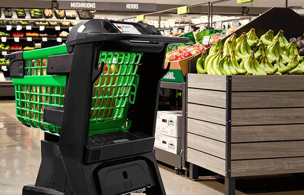Amazon dash cart, el futur del market place.