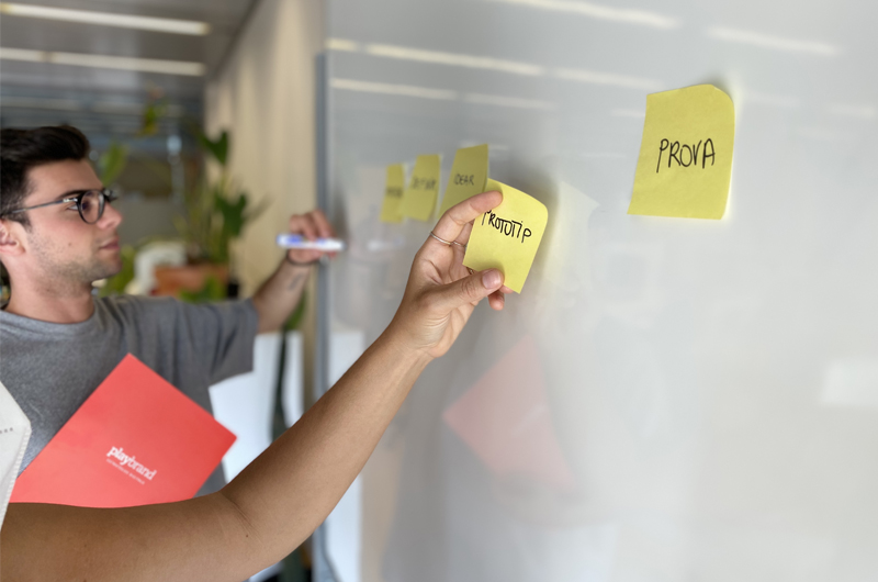 Design thinking en marketing digital.