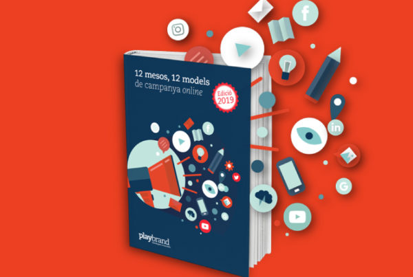 e-book 12 mesos, 12 models de campanya online