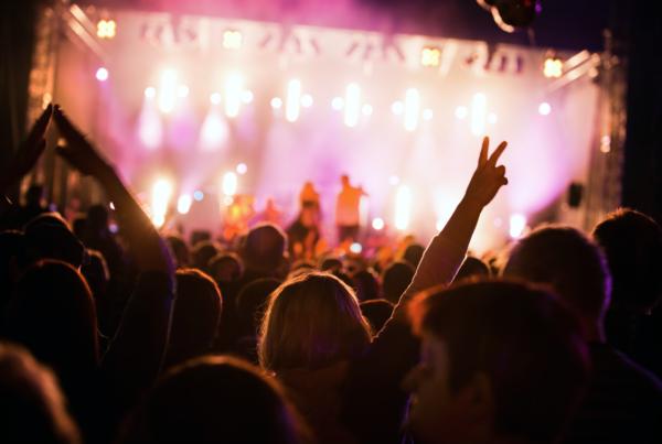 iBeacons i Bluetooth pels festivals