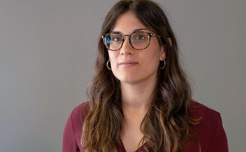 Ingrid Port, directora d'estratègia digital