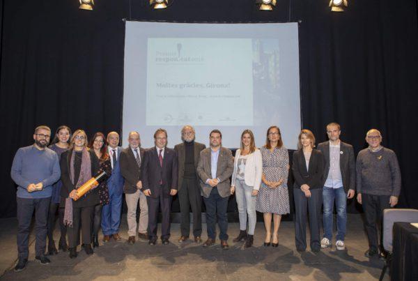 Premien Comexi i Playbrand amb els premis Respon.cat 2018